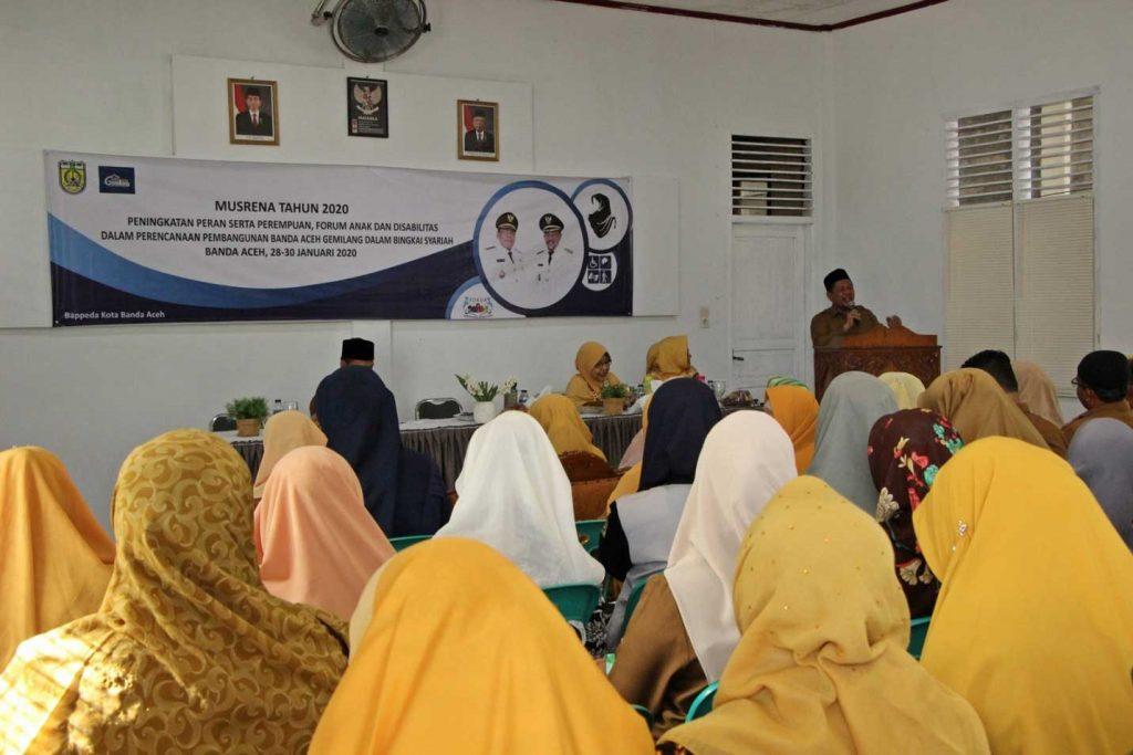 Musyawarah Rencana Aksi Perempuan dan Anak 2020