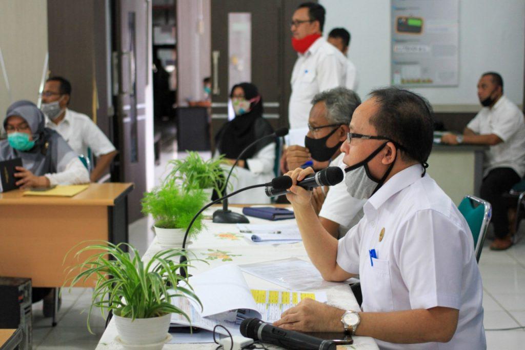 Bappeda Banda Aceh Bahas TDBH Migas dengan Provinsi