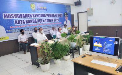 Musrenbang RKP Kota Banda Aceh Tahun  2022